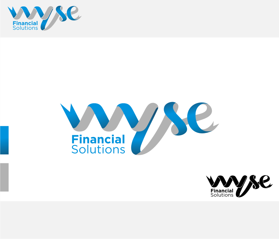Logo Design by graphicleaf - Entry No. 33 in the Logo Design Contest Fun Logo Design for Wyse Financial Solutions.