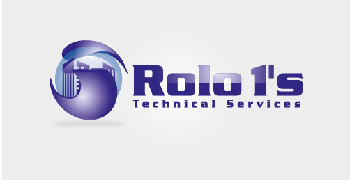 Logo Design by VENTSISLAV KOVACHEV - Entry No. 29 in the Logo Design Contest Inspiring Logo Design for Rolo1's Technical Services.