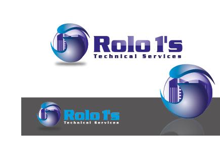Logo Design by VENTSISLAV KOVACHEV - Entry No. 30 in the Logo Design Contest Inspiring Logo Design for Rolo1's Technical Services.