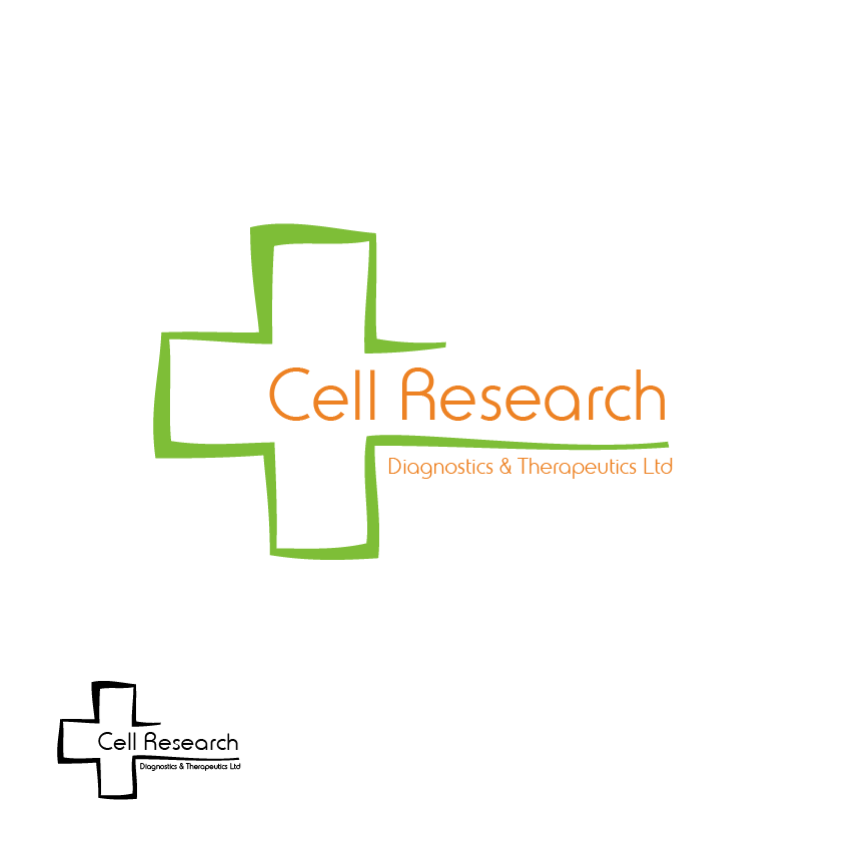 Logo Design by limix - Entry No. 1 in the Logo Design Contest Cell Research, Diagnostics & Therapeutics Ltd (RxDxTx).