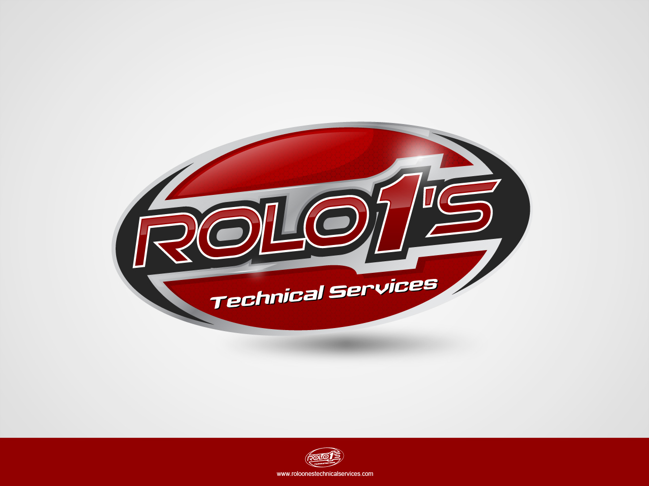 Logo Design by jpbituin - Entry No. 32 in the Logo Design Contest Inspiring Logo Design for Rolo1's Technical Services.