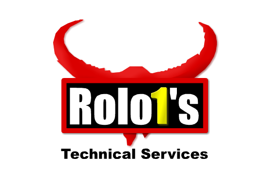 Logo Design by Ismail Adhi Wibowo - Entry No. 33 in the Logo Design Contest Inspiring Logo Design for Rolo1's Technical Services.
