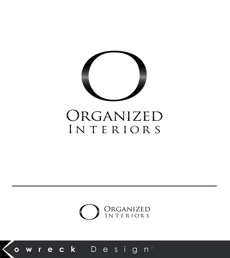 Logo Design by kowreck - Entry No. 145 in the Logo Design Contest Imaginative Logo Design for Organized Interiors.