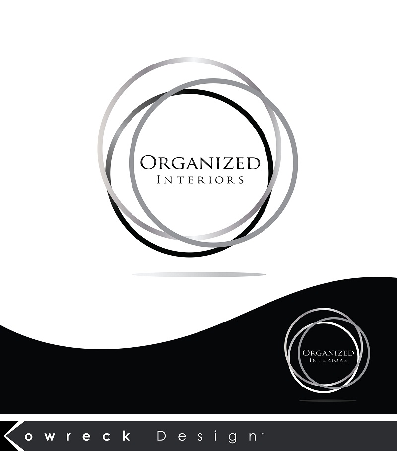 Logo Design by kowreck - Entry No. 147 in the Logo Design Contest Imaginative Logo Design for Organized Interiors.