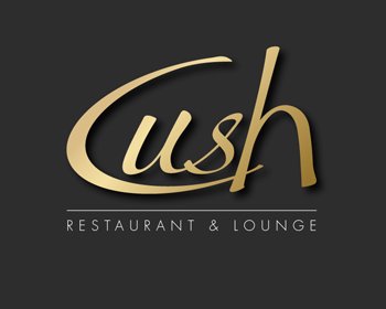 Logo Design by Desine_Guy - Entry No. 178 in the Logo Design Contest Cush Restaurant & Lounge Ltd..