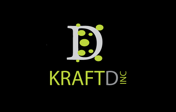 Logo Design by Private User - Entry No. 80 in the Logo Design Contest Unique Logo Design Wanted for Kraft D Inc.