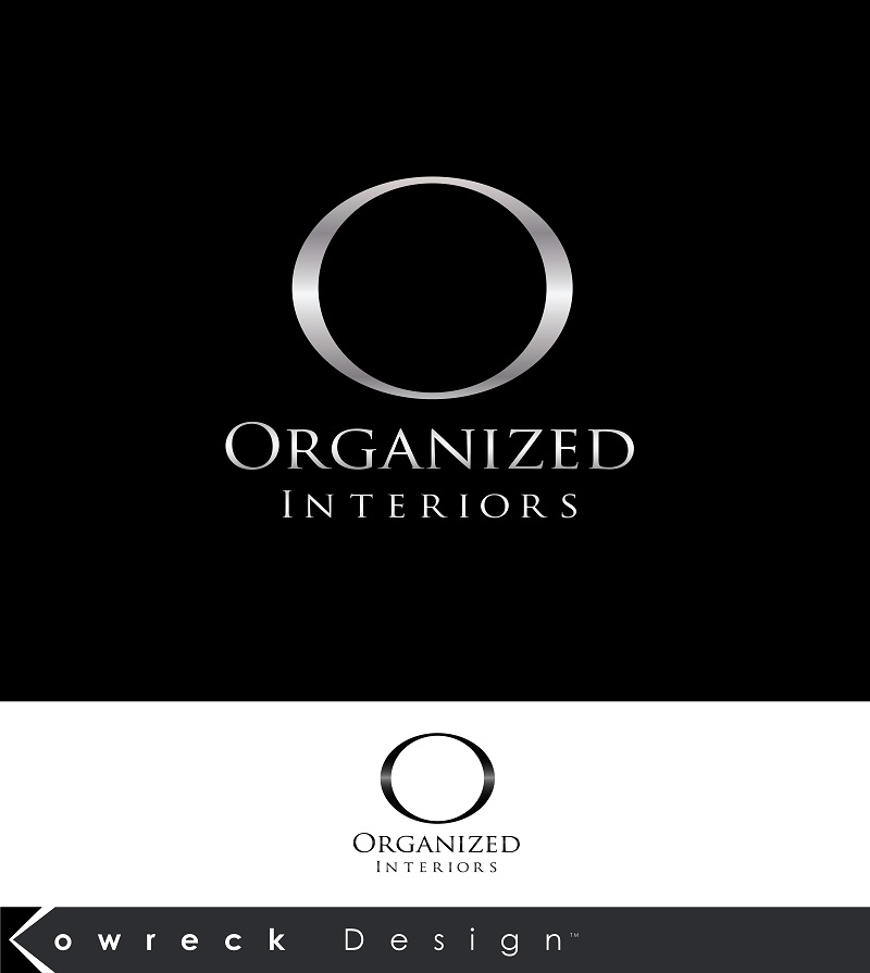 Logo Design by kowreck - Entry No. 153 in the Logo Design Contest Imaginative Logo Design for Organized Interiors.