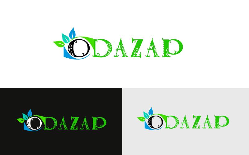 Logo Design by Mamun Rashid - Entry No. 81 in the Logo Design Contest New Logo Design for ODAZAP.