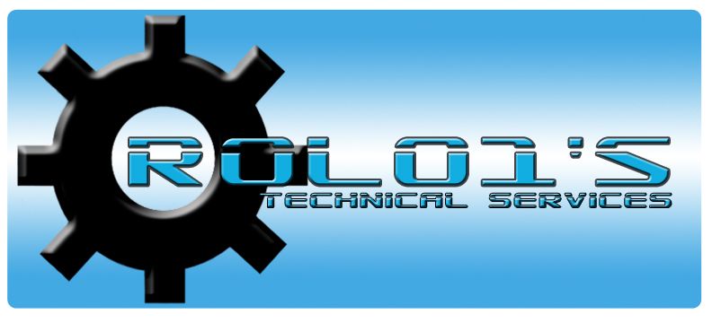Logo Design by Aries Monta - Entry No. 34 in the Logo Design Contest Inspiring Logo Design for Rolo1's Technical Services.