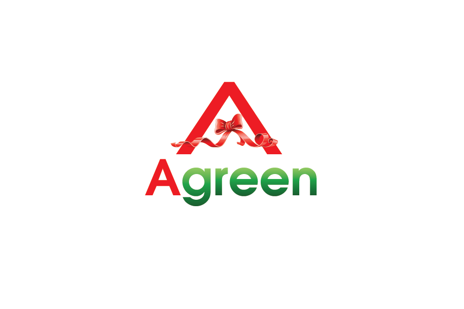 Logo Design by Private User - Entry No. 21 in the Logo Design Contest Inspiring Logo Design for Agreen.