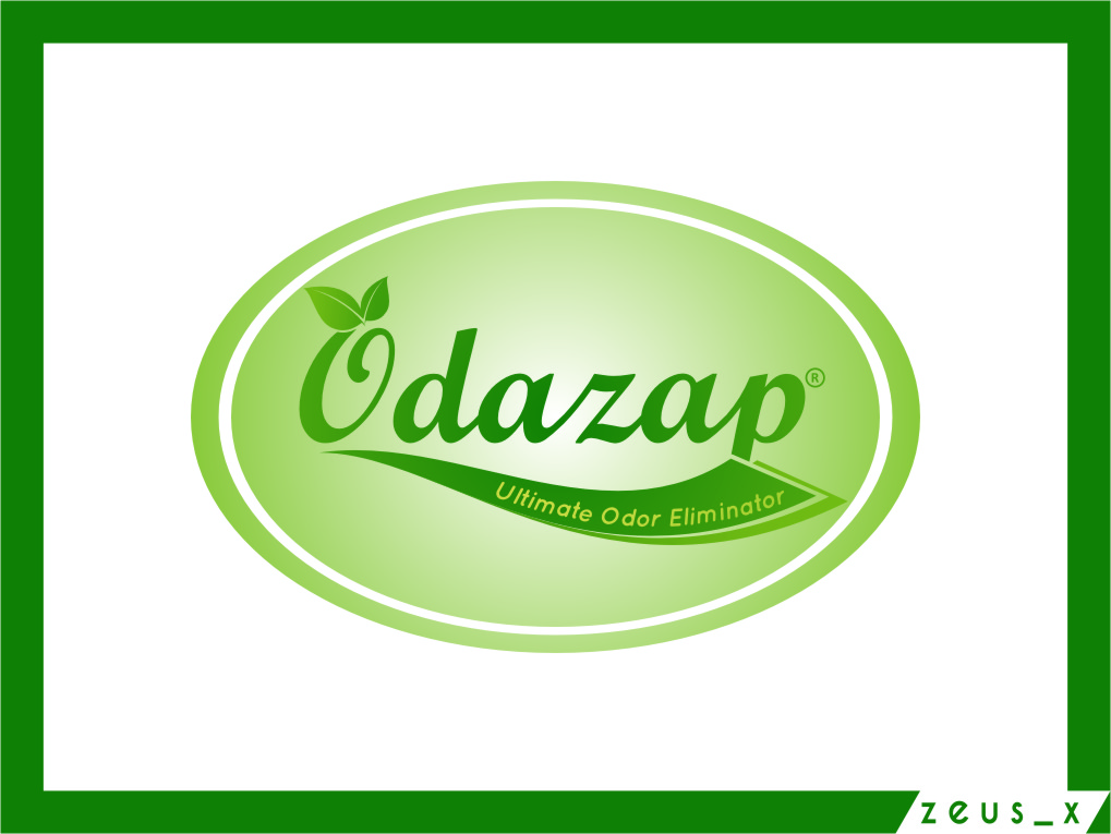 Logo Design by Ngepet_art - Entry No. 91 in the Logo Design Contest New Logo Design for ODAZAP.