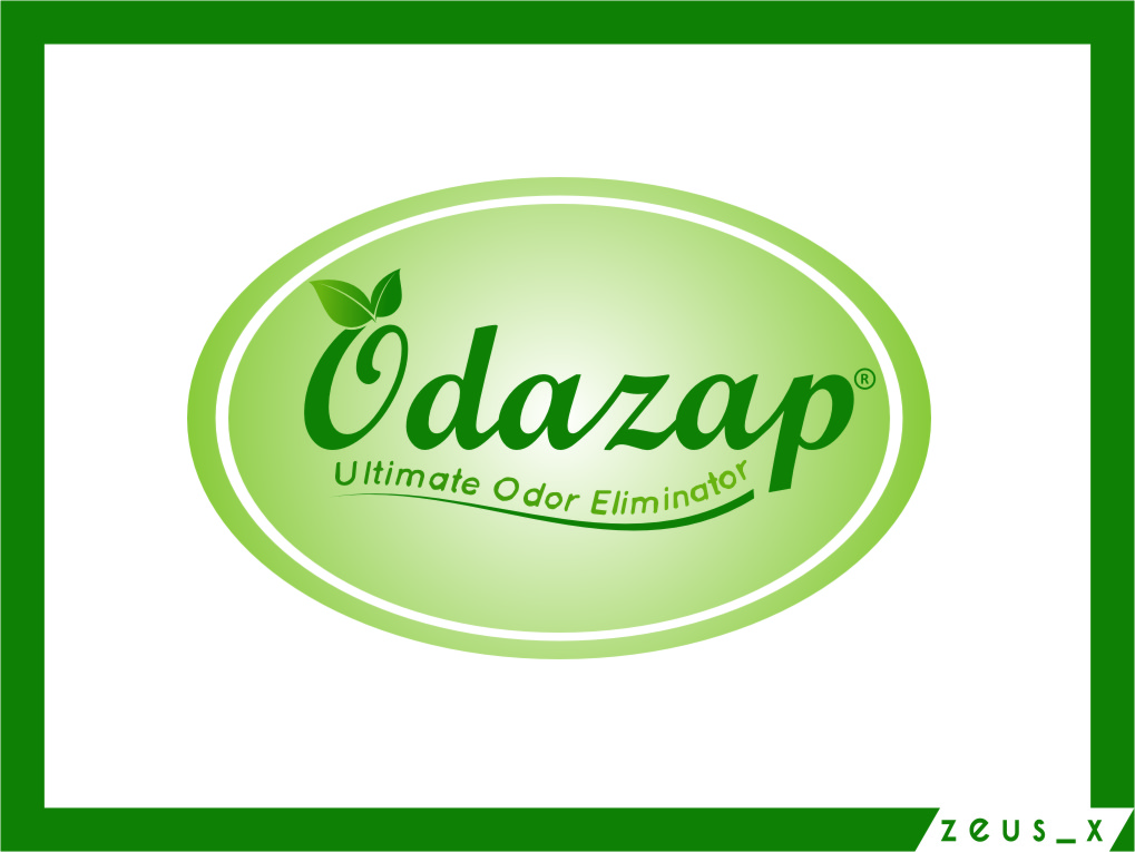 Logo Design by RasYa Muhammad Athaya - Entry No. 92 in the Logo Design Contest New Logo Design for ODAZAP.