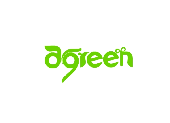 Logo Design by Ismail Adhi Wibowo - Entry No. 22 in the Logo Design Contest Inspiring Logo Design for Agreen.
