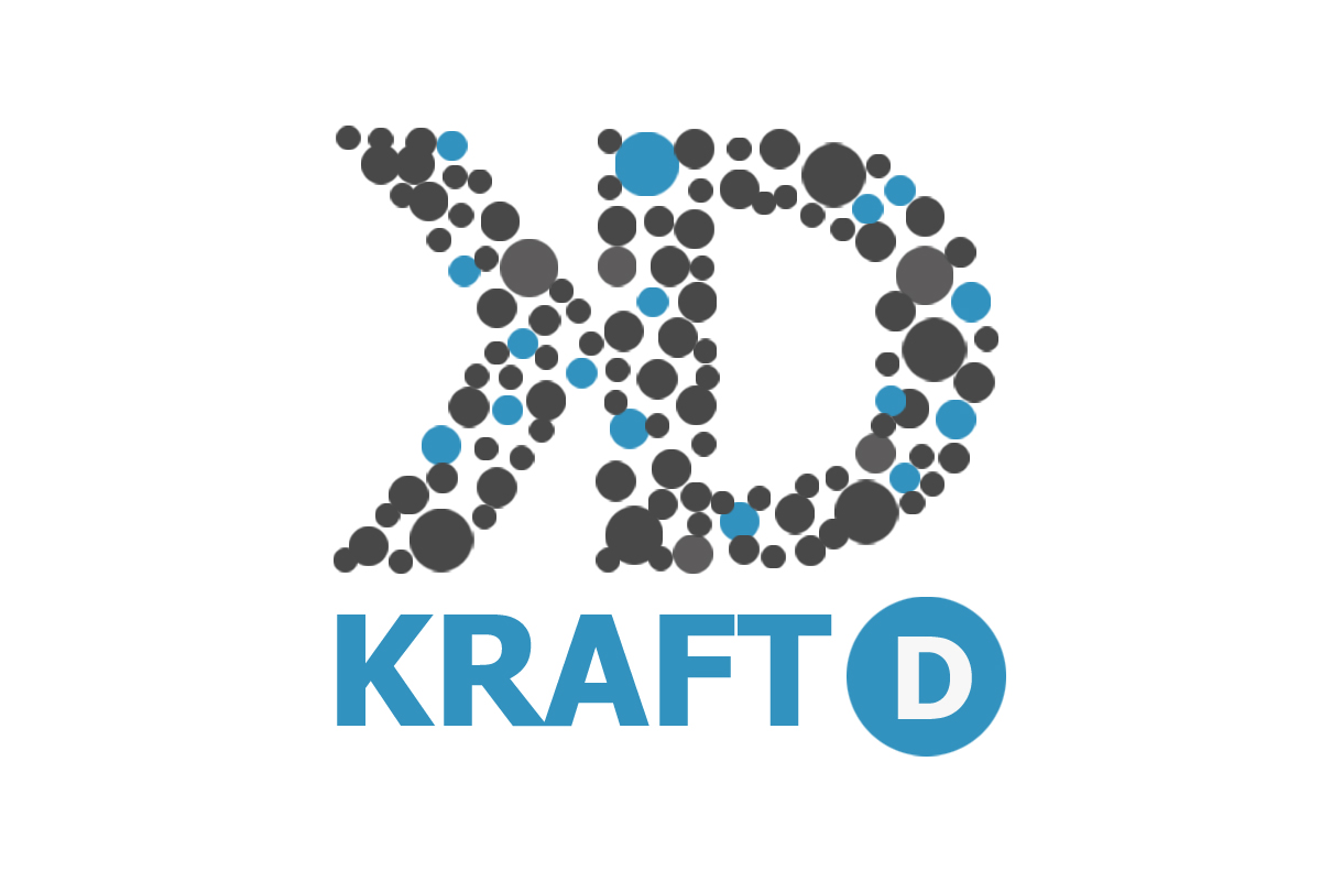 Logo Design by Srikant Budakoti - Entry No. 96 in the Logo Design Contest Unique Logo Design Wanted for Kraft D Inc.