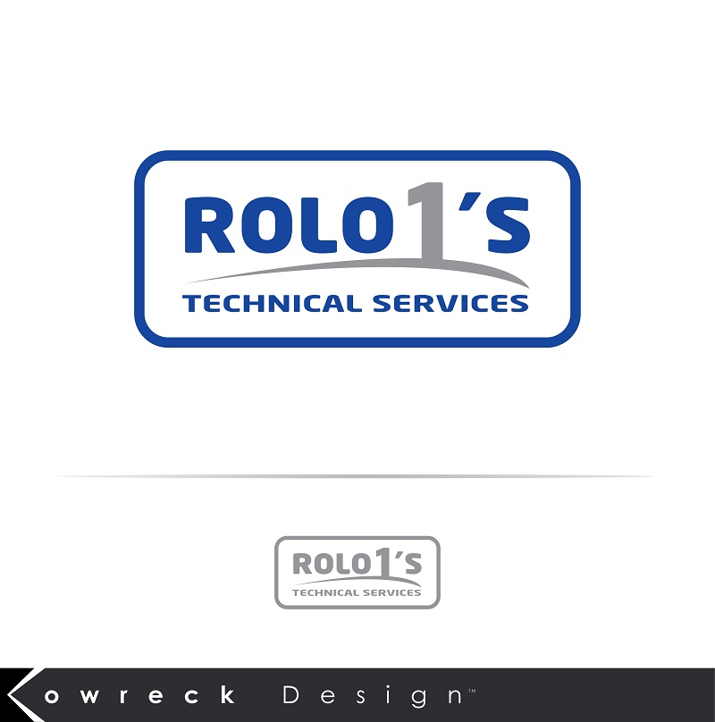 Logo Design by kowreck - Entry No. 36 in the Logo Design Contest Inspiring Logo Design for Rolo1's Technical Services.