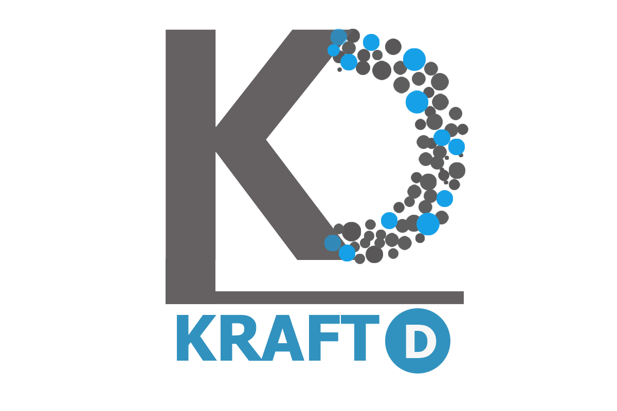 Logo Design by Srikant Budakoti - Entry No. 97 in the Logo Design Contest Unique Logo Design Wanted for Kraft D Inc.
