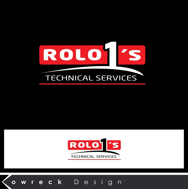 Logo Design by kowreck - Entry No. 37 in the Logo Design Contest Inspiring Logo Design for Rolo1's Technical Services.