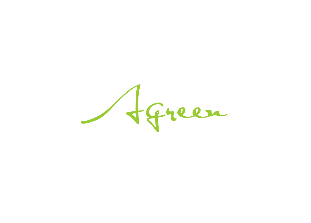 Logo Design by Ruel Antiola - Entry No. 23 in the Logo Design Contest Inspiring Logo Design for Agreen.