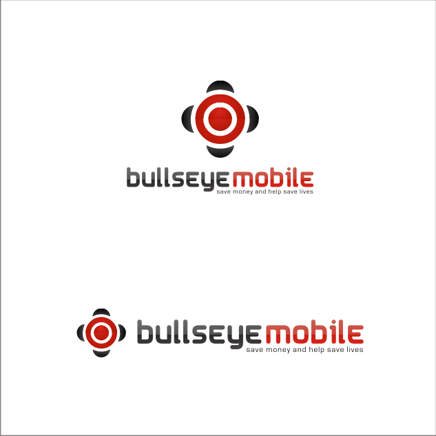 Logo Design by key - Entry No. 170 in the Logo Design Contest Bullseye Mobile.