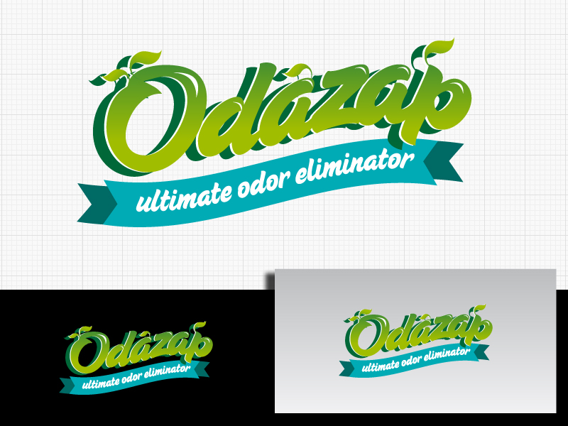 Logo Design by Private User - Entry No. 94 in the Logo Design Contest New Logo Design for ODAZAP.