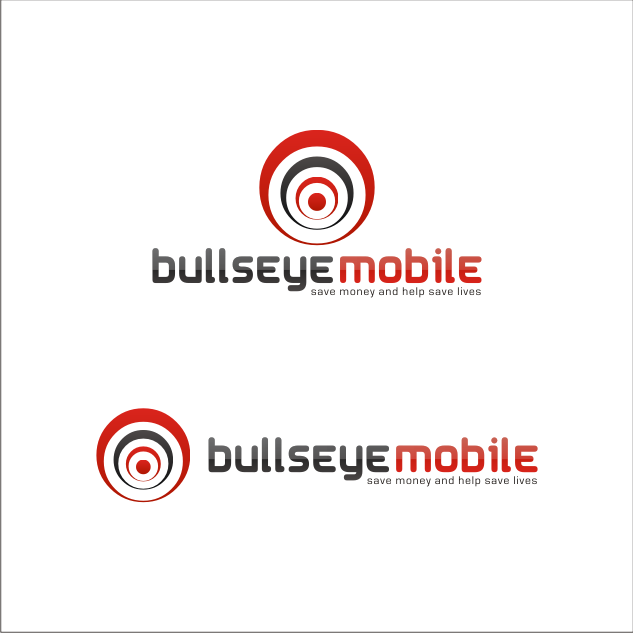 Logo Design by key - Entry No. 171 in the Logo Design Contest Bullseye Mobile.