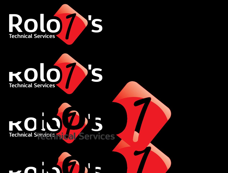 Logo Design by 354studio - Entry No. 40 in the Logo Design Contest Inspiring Logo Design for Rolo1's Technical Services.