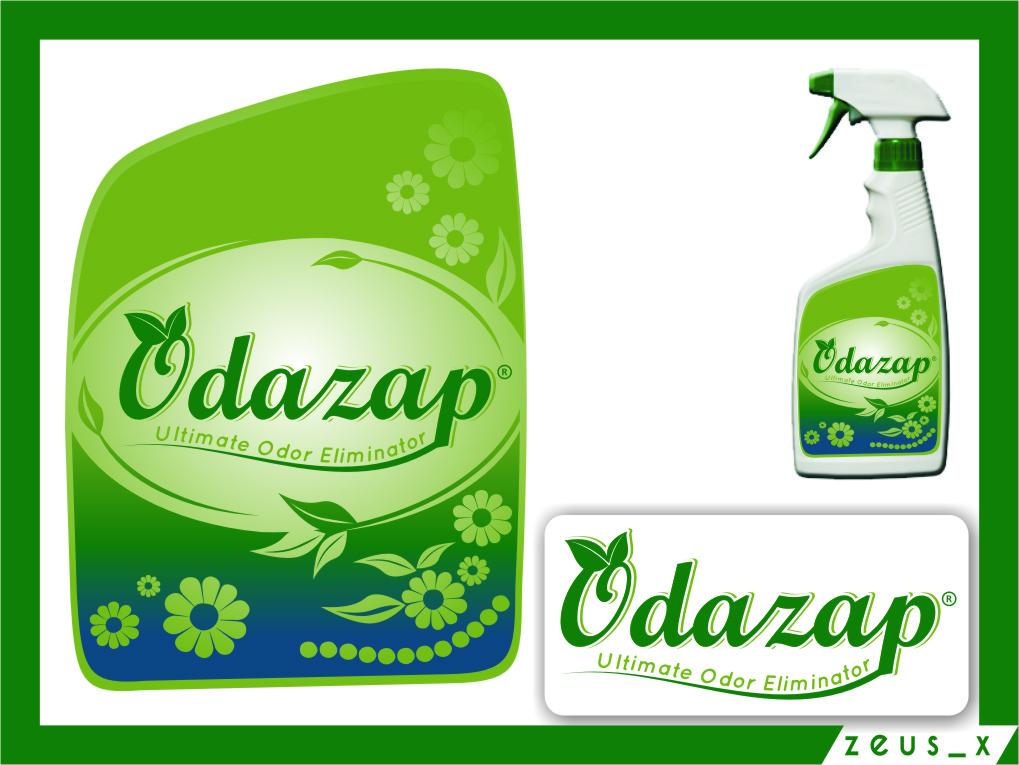 Logo Design by RasYa Muhammad Athaya - Entry No. 99 in the Logo Design Contest New Logo Design for ODAZAP.