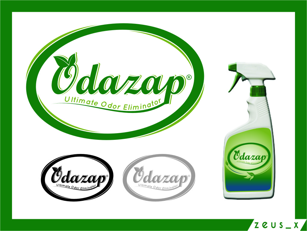 Logo Design by Ngepet_art - Entry No. 100 in the Logo Design Contest New Logo Design for ODAZAP.