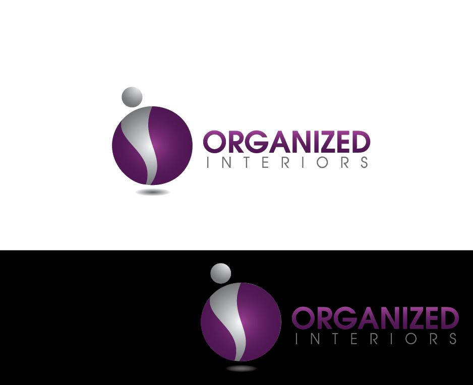 Logo Design by Private User - Entry No. 163 in the Logo Design Contest Imaginative Logo Design for Organized Interiors.