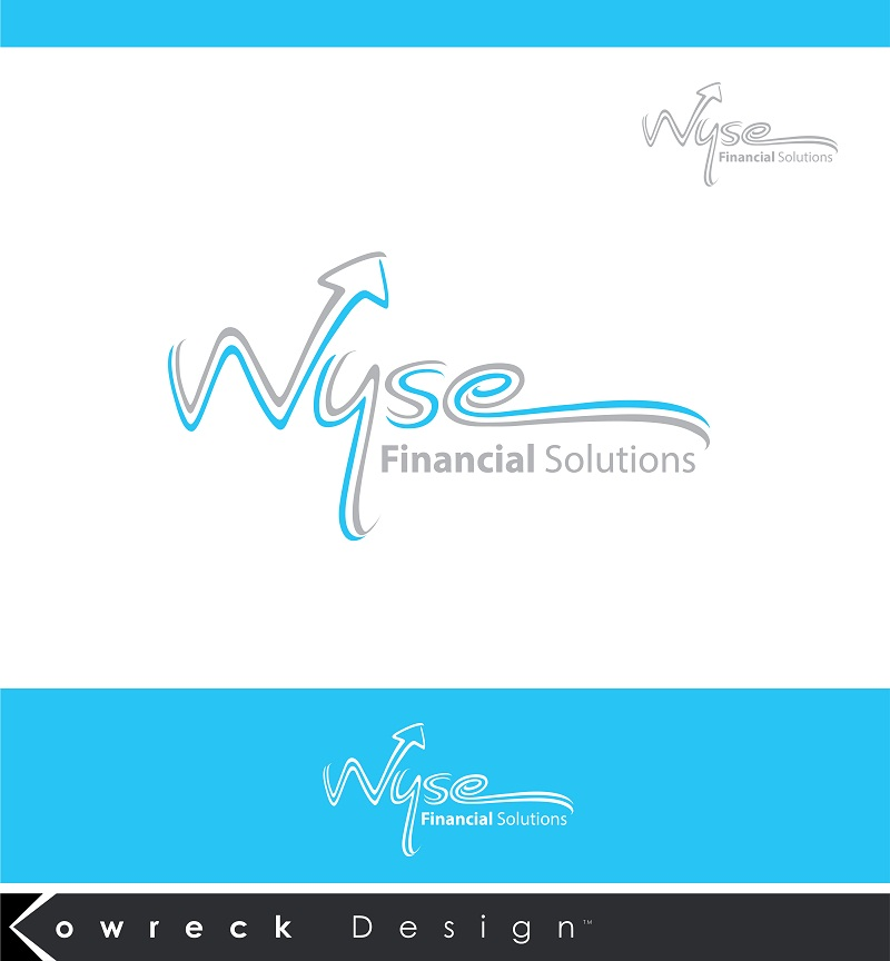 Logo Design by kowreck - Entry No. 37 in the Logo Design Contest Fun Logo Design for Wyse Financial Solutions.