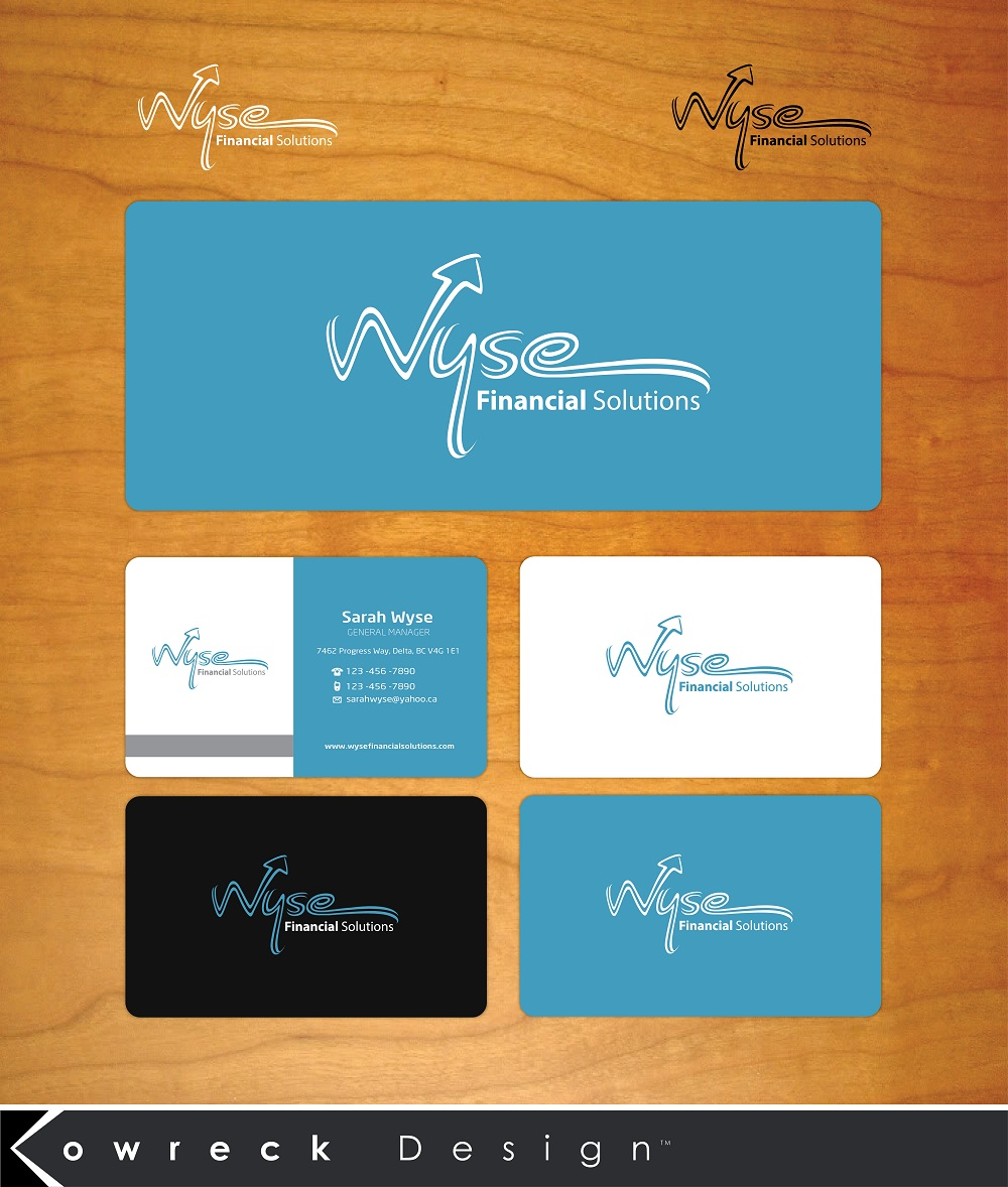 Logo Design by kowreck - Entry No. 39 in the Logo Design Contest Fun Logo Design for Wyse Financial Solutions.