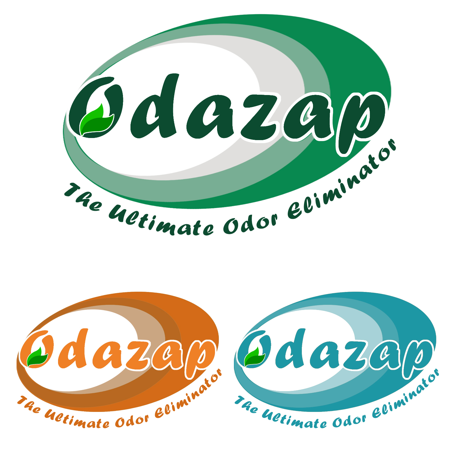 Logo Design by Private User - Entry No. 104 in the Logo Design Contest New Logo Design for ODAZAP.
