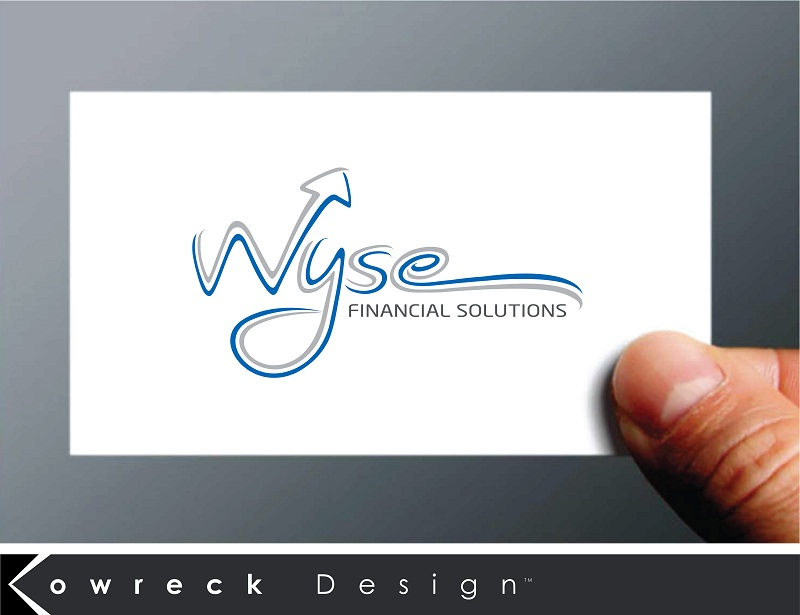 Logo Design by kowreck - Entry No. 43 in the Logo Design Contest Fun Logo Design for Wyse Financial Solutions.