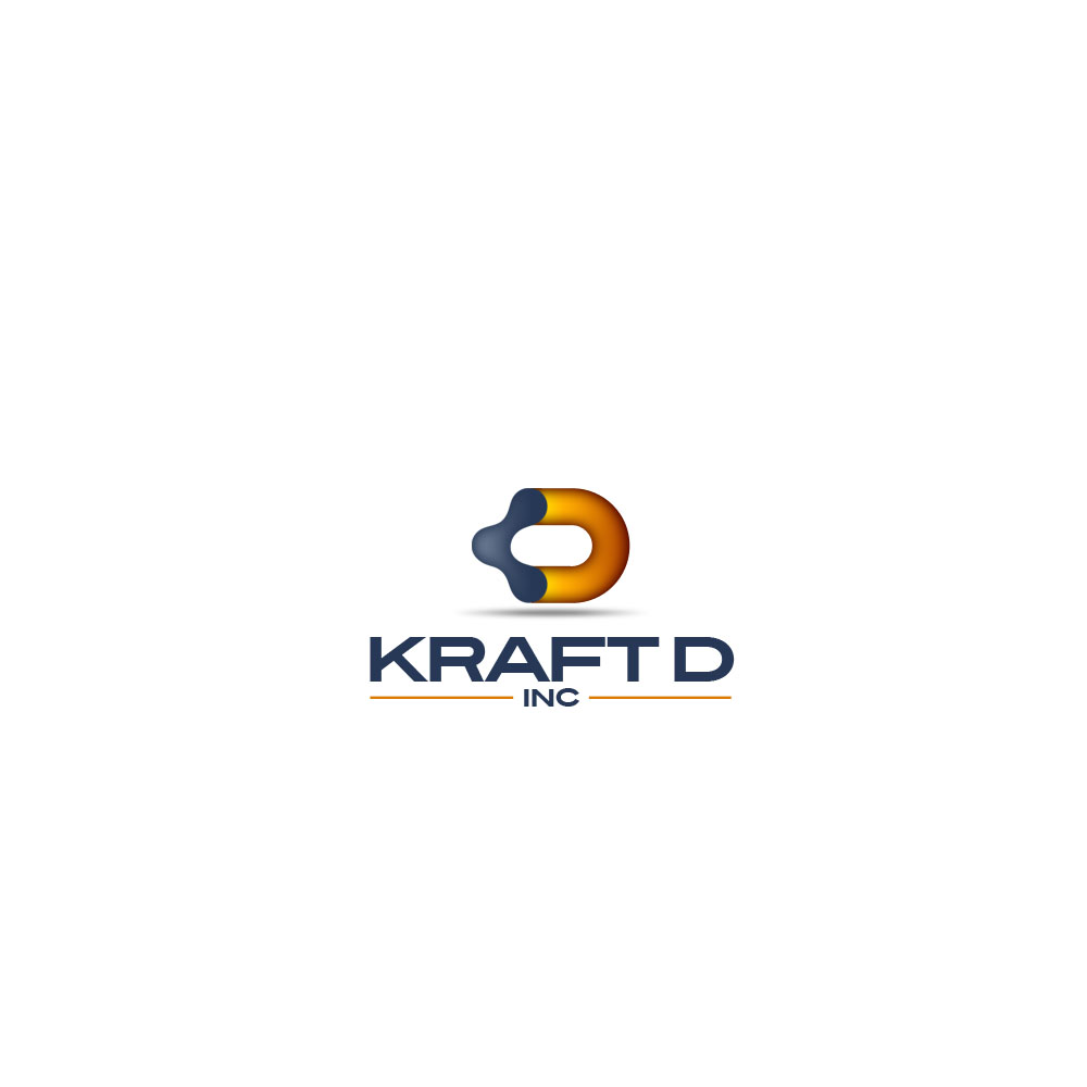 Logo Design by Private User - Entry No. 111 in the Logo Design Contest Unique Logo Design Wanted for Kraft D Inc.