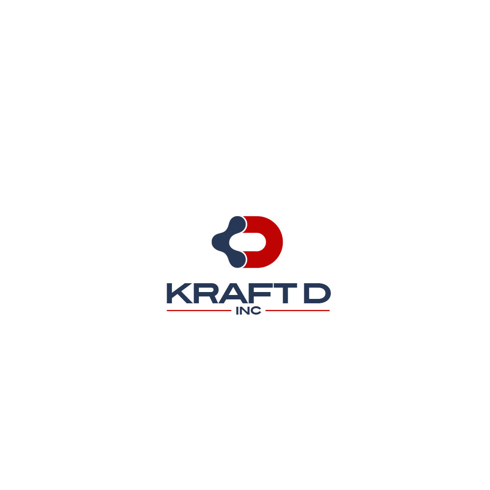 Logo Design by Private User - Entry No. 112 in the Logo Design Contest Unique Logo Design Wanted for Kraft D Inc.