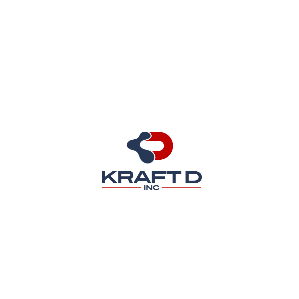 Logo Design by Private User - Entry No. 113 in the Logo Design Contest Unique Logo Design Wanted for Kraft D Inc.