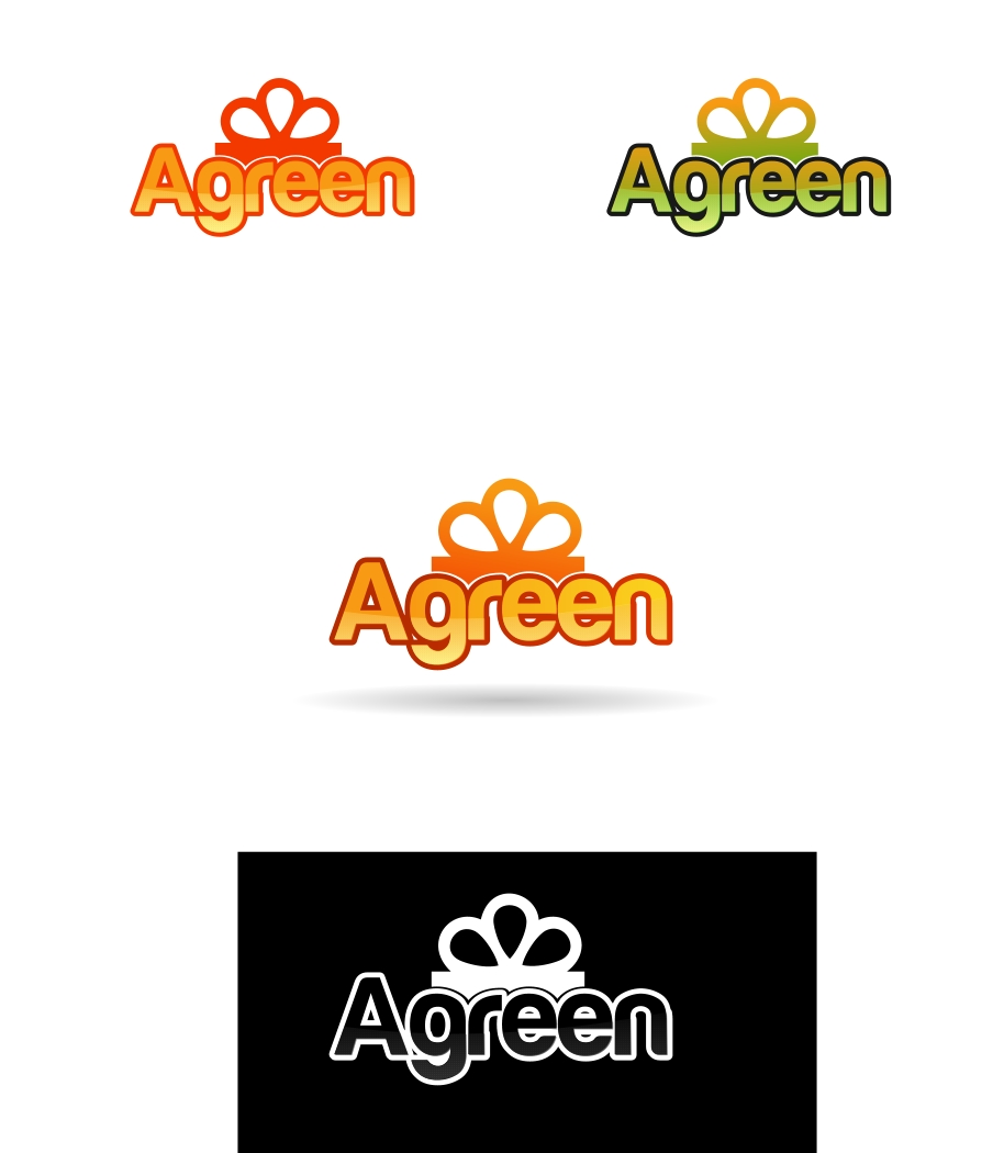 Logo Design by Private User - Entry No. 29 in the Logo Design Contest Inspiring Logo Design for Agreen.