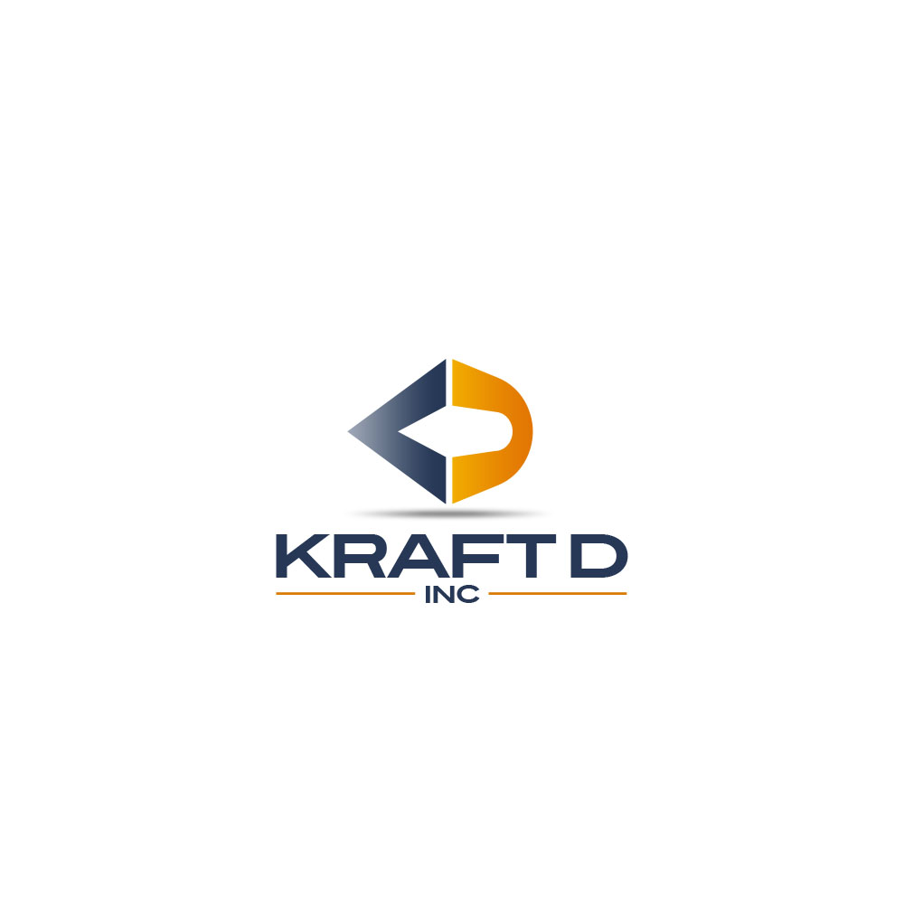 Logo Design by Private User - Entry No. 114 in the Logo Design Contest Unique Logo Design Wanted for Kraft D Inc.