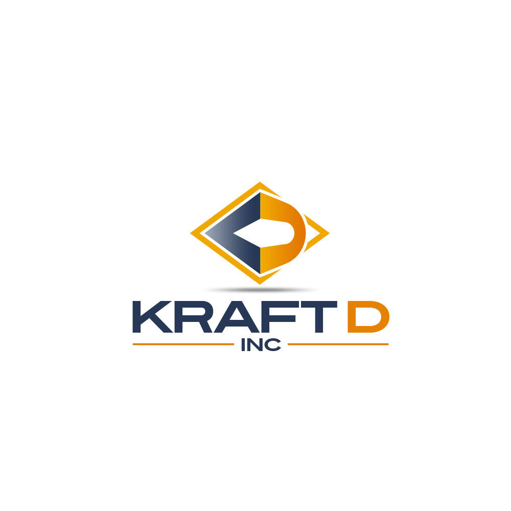 Logo Design by Private User - Entry No. 115 in the Logo Design Contest Unique Logo Design Wanted for Kraft D Inc.