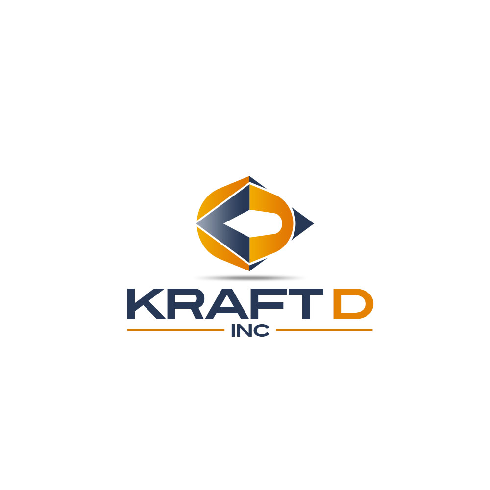 Logo Design by Private User - Entry No. 116 in the Logo Design Contest Unique Logo Design Wanted for Kraft D Inc.