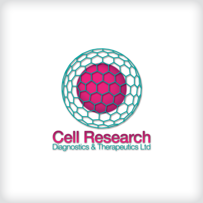 Logo Design by guerreroide - Entry No. 14 in the Logo Design Contest Cell Research, Diagnostics & Therapeutics Ltd (RxDxTx).