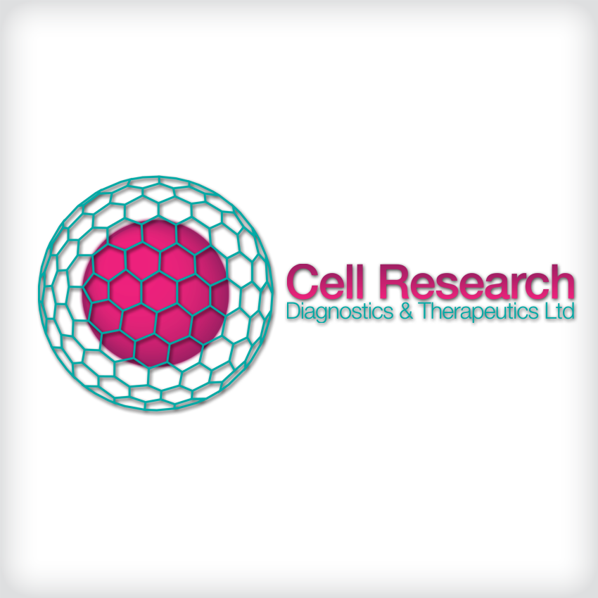 Logo Design by guerreroide - Entry No. 15 in the Logo Design Contest Cell Research, Diagnostics & Therapeutics Ltd (RxDxTx).