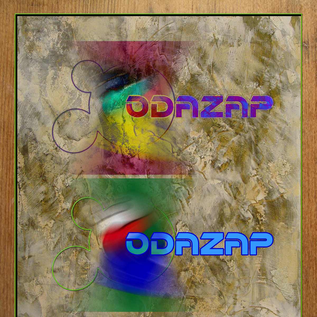Logo Design by MITUCA ANDREI - Entry No. 115 in the Logo Design Contest New Logo Design for ODAZAP.