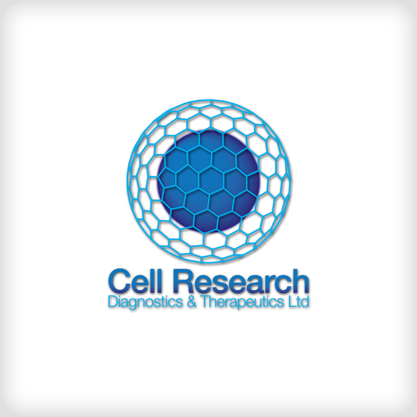 Logo Design by guerreroide - Entry No. 16 in the Logo Design Contest Cell Research, Diagnostics & Therapeutics Ltd (RxDxTx).