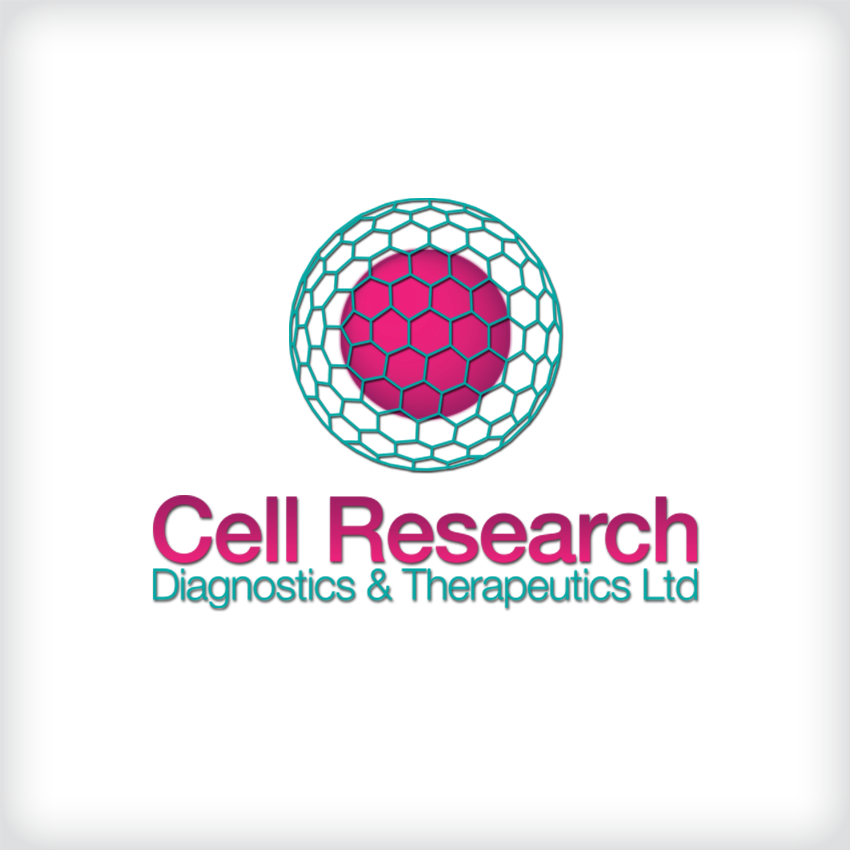 Logo Design by guerreroide - Entry No. 18 in the Logo Design Contest Cell Research, Diagnostics & Therapeutics Ltd (RxDxTx).