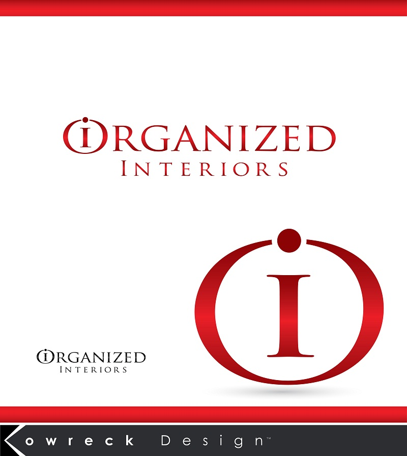 Logo Design by kowreck - Entry No. 185 in the Logo Design Contest Imaginative Logo Design for Organized Interiors.