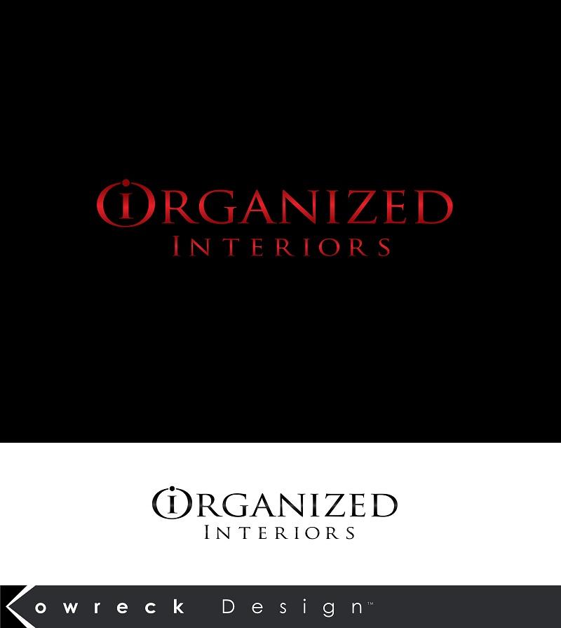 Logo Design by kowreck - Entry No. 186 in the Logo Design Contest Imaginative Logo Design for Organized Interiors.