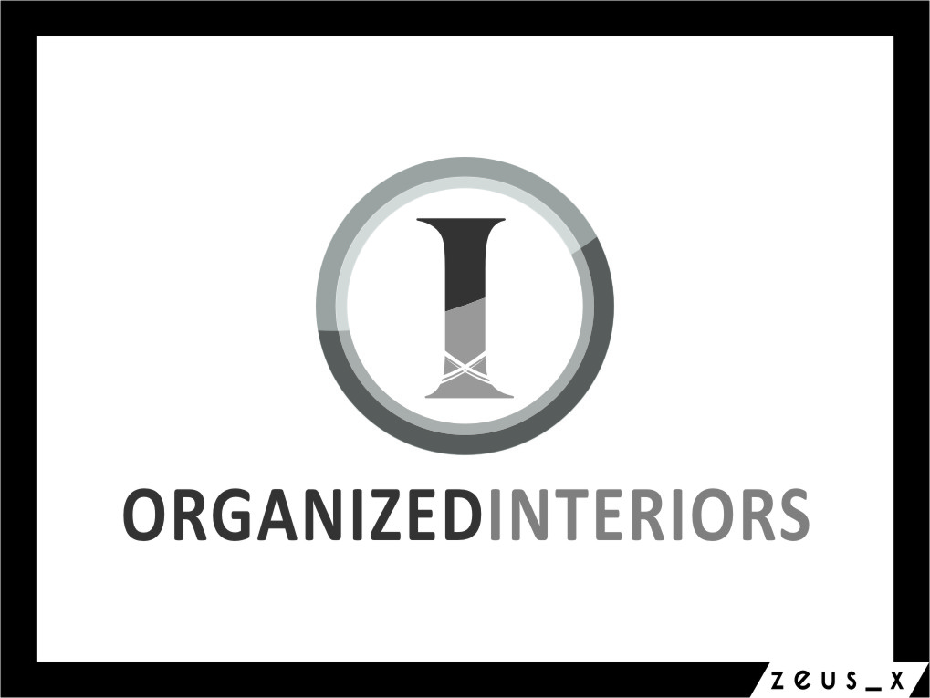Logo Design by Ngepet_art - Entry No. 188 in the Logo Design Contest Imaginative Logo Design for Organized Interiors.