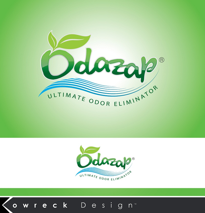 Logo Design by kowreck - Entry No. 121 in the Logo Design Contest New Logo Design for ODAZAP.