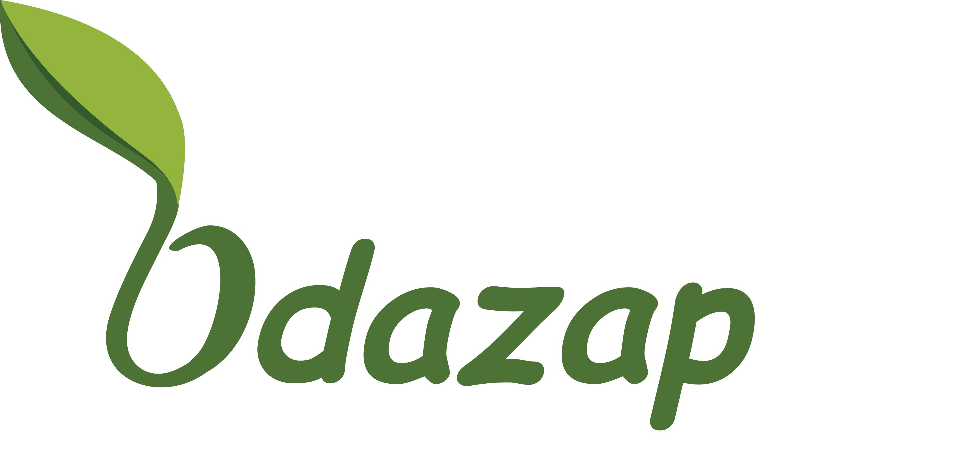 Logo Design by Danai Rizou - Entry No. 127 in the Logo Design Contest New Logo Design for ODAZAP.